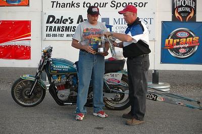Winners Circle August 2, 2009
