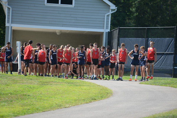 Boys Cross Country: GA vs Plymouth Whitemarsh