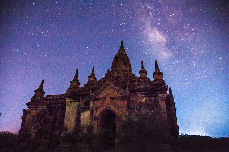Midnight in Myanmar