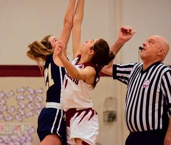 HS Sports - Cabrini vs Richard Girls Basketball 20