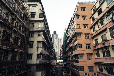 HK safe house / ideas