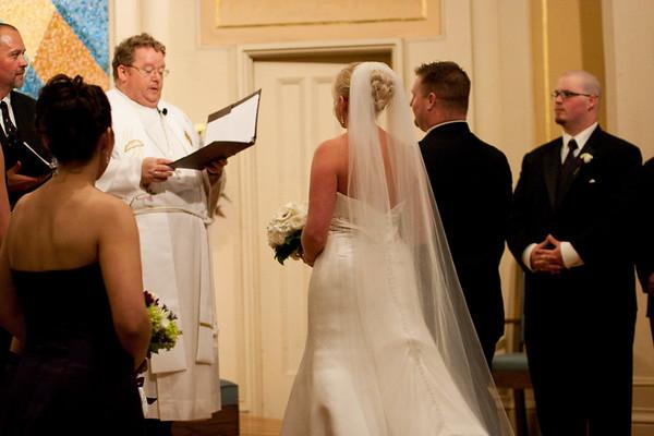 Liz & John - Ceremony