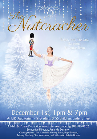 Main St. Dance The Nutcracker production
