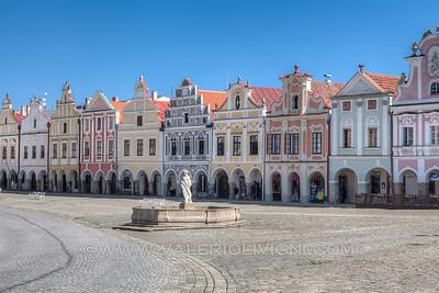 Southern Bohemia & Moravia + Prague