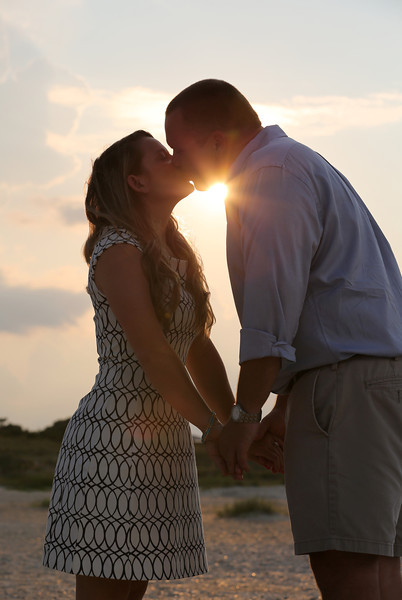 Atlantic Beach Engagement