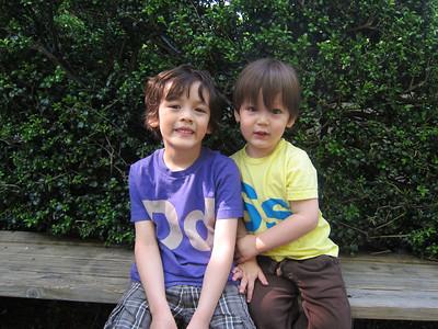 Dylan & Skylar--May 2012