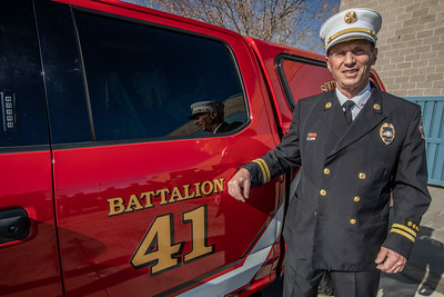 Chief Barron Retirement