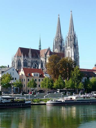 Regensburg, Germany - September 2008