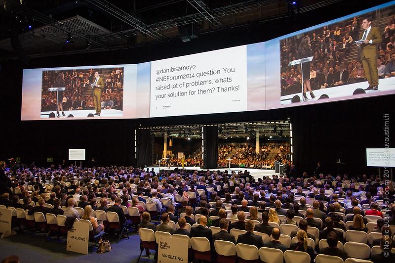 Nordic Business Forum 2014 1