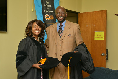 Tift PhD Commencement August 2014