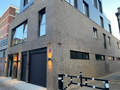 Blockleys- Sterling Grey Rochester Mews London Nw1