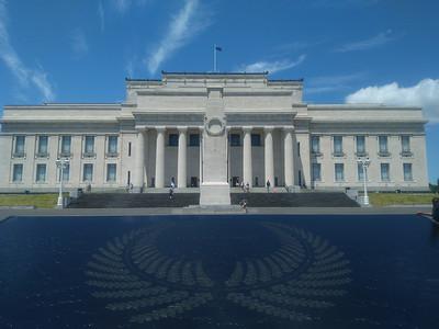 War Memorial Auckland