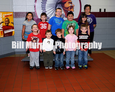 2012 - 2013 Benton Elementary Class Groups, January 28, 2013.