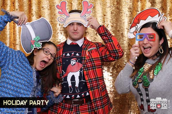 12.16 Holiday Party (Fort Washington)