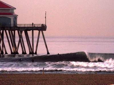 ALL FEBRUARY 2020 DAILY SURFING PHOTOS* H.B. PIER