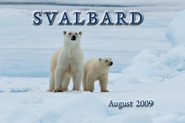 Svalbard and Polar Bears 2009
