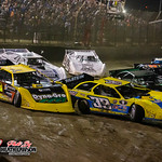 East Bay Raceway Park - Lucas Oil Late Model Dirt Series - 1/30/21 - Heath Lawson