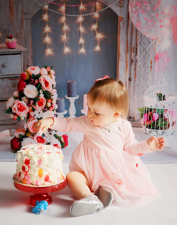 Katherine's  1st Birthday