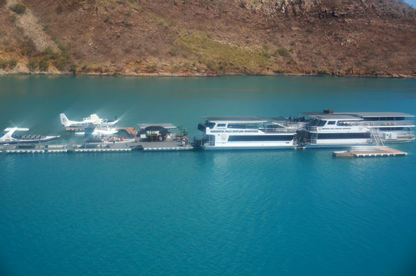 Derby and Horizontal Falls