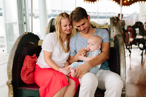 Tamminga Family Brooklyn Session