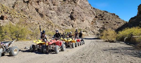 11/15/20 Eldorado Canyon ATV Tour
