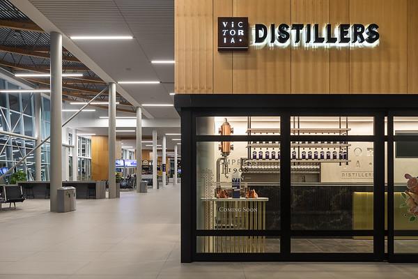 victoria distillers