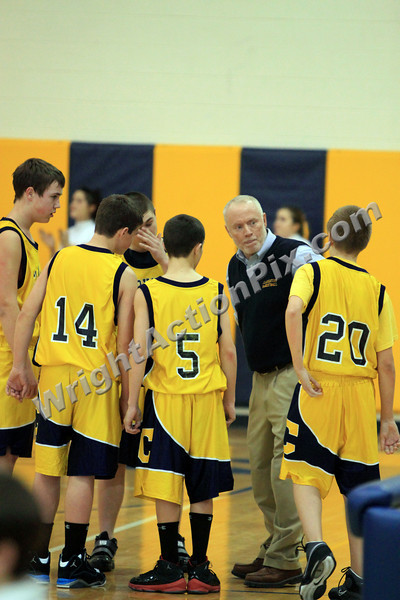 2009/10 Clarkston Basketball