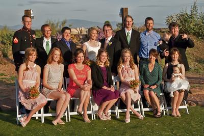 Nicole and Adam Wedding Guests