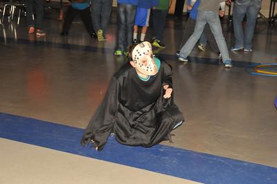 MS Halloween Dance 2014