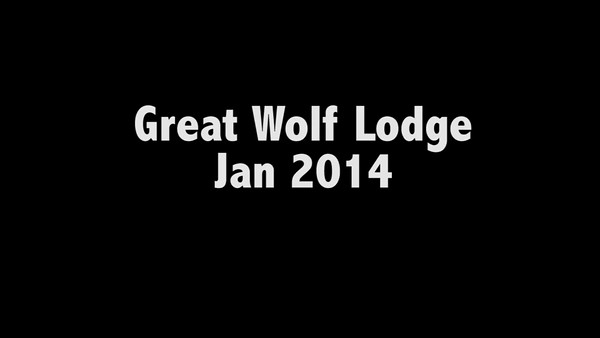 Family_Great Wolf Lodge 2014