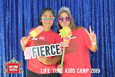 Life Time Kids Camp 2019