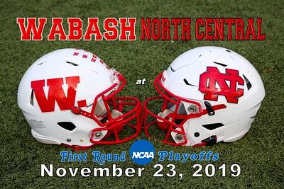 2019 Wabash at North Central - NCAA PLAYOFFS (11-23-19)