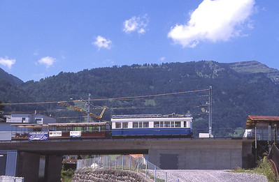 Switzerland - Rigi Bahn