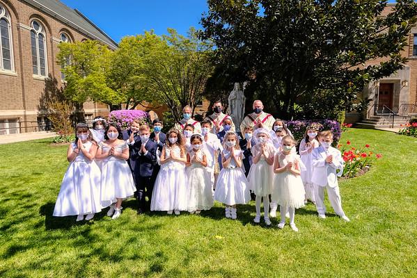 Saint Patrick 2021 Sacraments