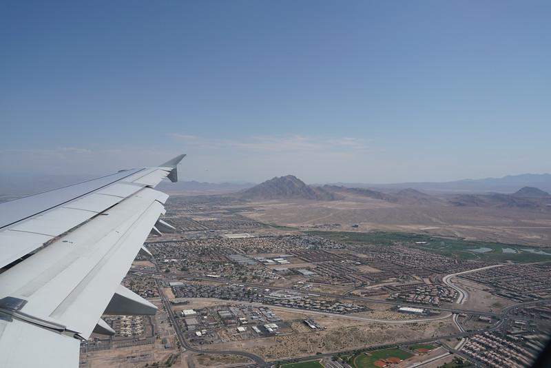 Las Vegas Arrival