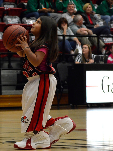 Women's Basketball takes a fall to Charleston Southern, saturday, February 9, by 55-48.