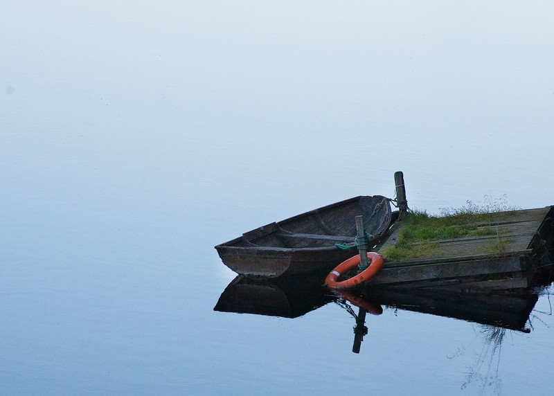 Boat in Norway
