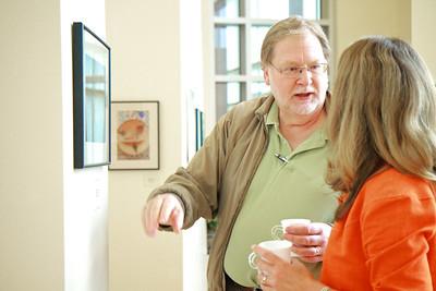 Michael Kuchinsky Art Exhibit