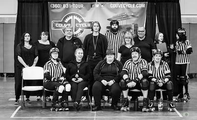 2018-04-07 Storm City v Gorge Roller Girls