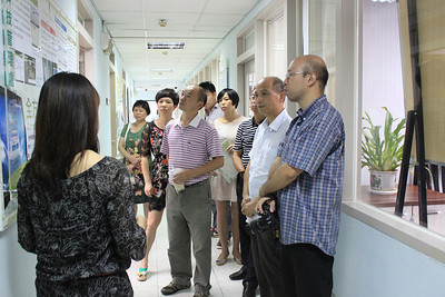 20130823 福建師範大學參訪團
