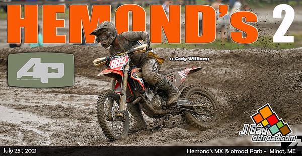 Rnd 9 - Hemonds 2