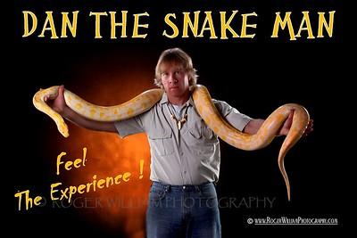 Dan The Snake Man