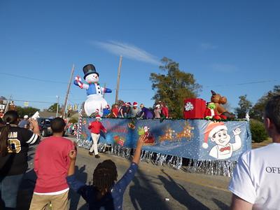 2014 Jones Creek Christmas Parade