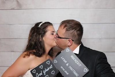 01.06.2019 Hochzeit Lena & Matthias