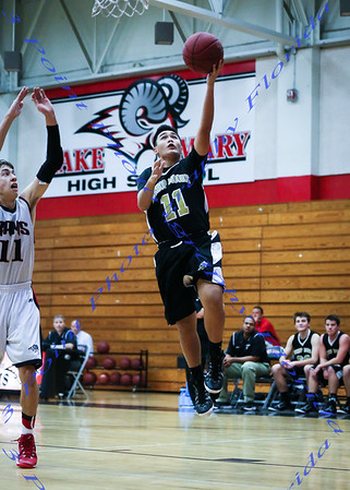 BMCHS JV Bball vs Lake Mary - Dec 2, 2014