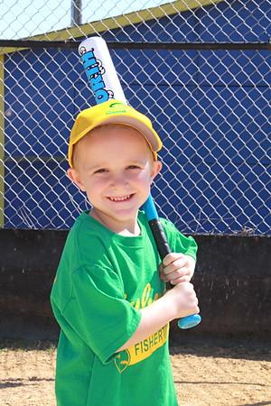 Chestnut Ridge Baseball 2014
