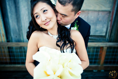 Talen + James - Wedding Box