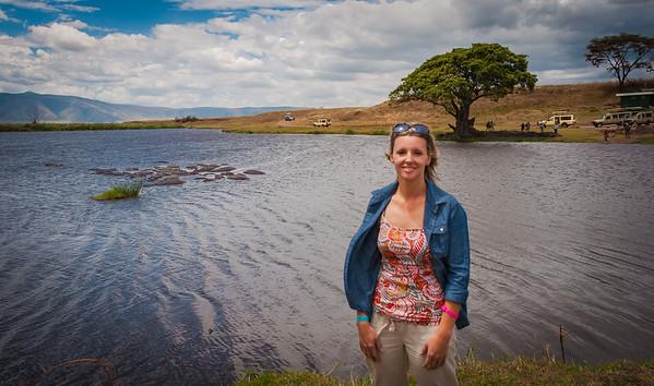 Jen RN's Africa Trip 2017
