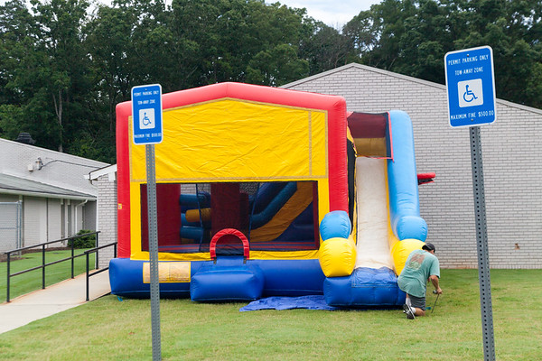 Pleasant Hill Baptist Church 104 Anniversary Cookout