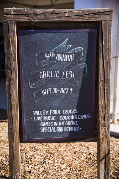 4th Annual Garlic Festival QCOM